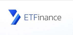 ETFinance logo