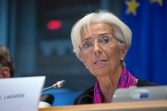 lagarde and digital euro