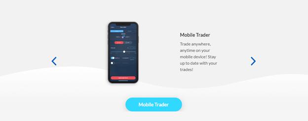 Finetero mobile trader