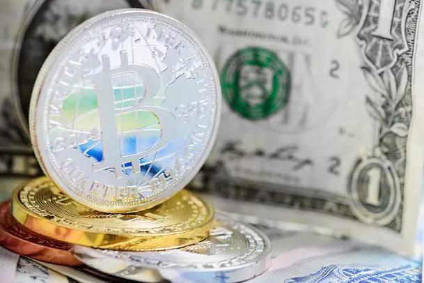crypto and USD