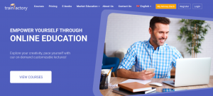 TrainFactory online education