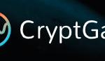 CryptGain logo