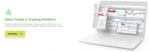 Axiance MT4 trading platform