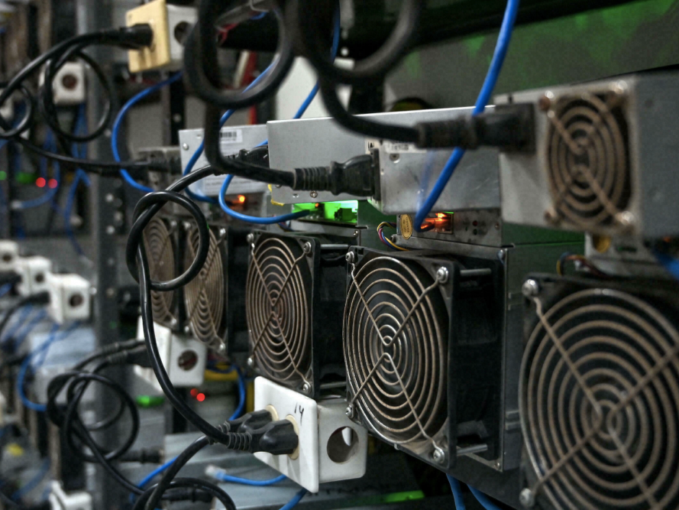 Crypto Mining Firms Fleeing China Seen to Benefit US Energy Sector